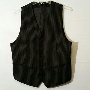 Carbon black vest